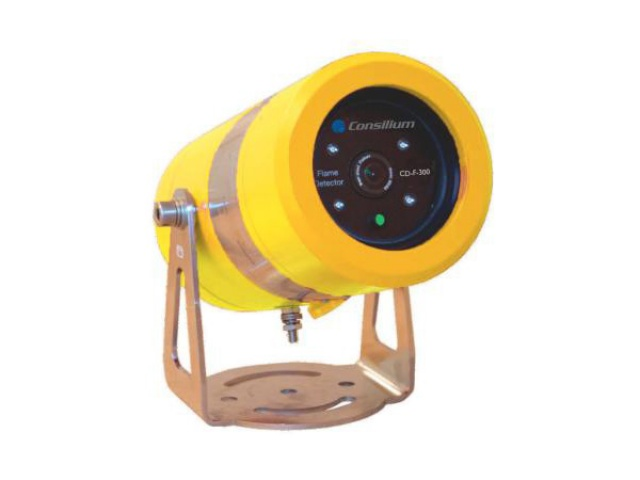 CD-F-300 Visual Flame Detector