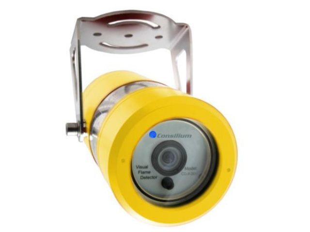 CD-F-301 Visual Flame Detector
