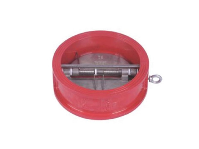 Double Door Check Valve - Wafer